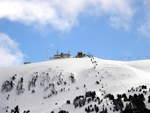 Resort Information  CHAMROUSSE 1650
