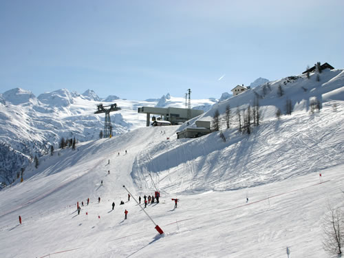 Resort Information  LA THUILE