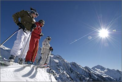 Resort Information  LE GRAND BORNAND -Chinaillon