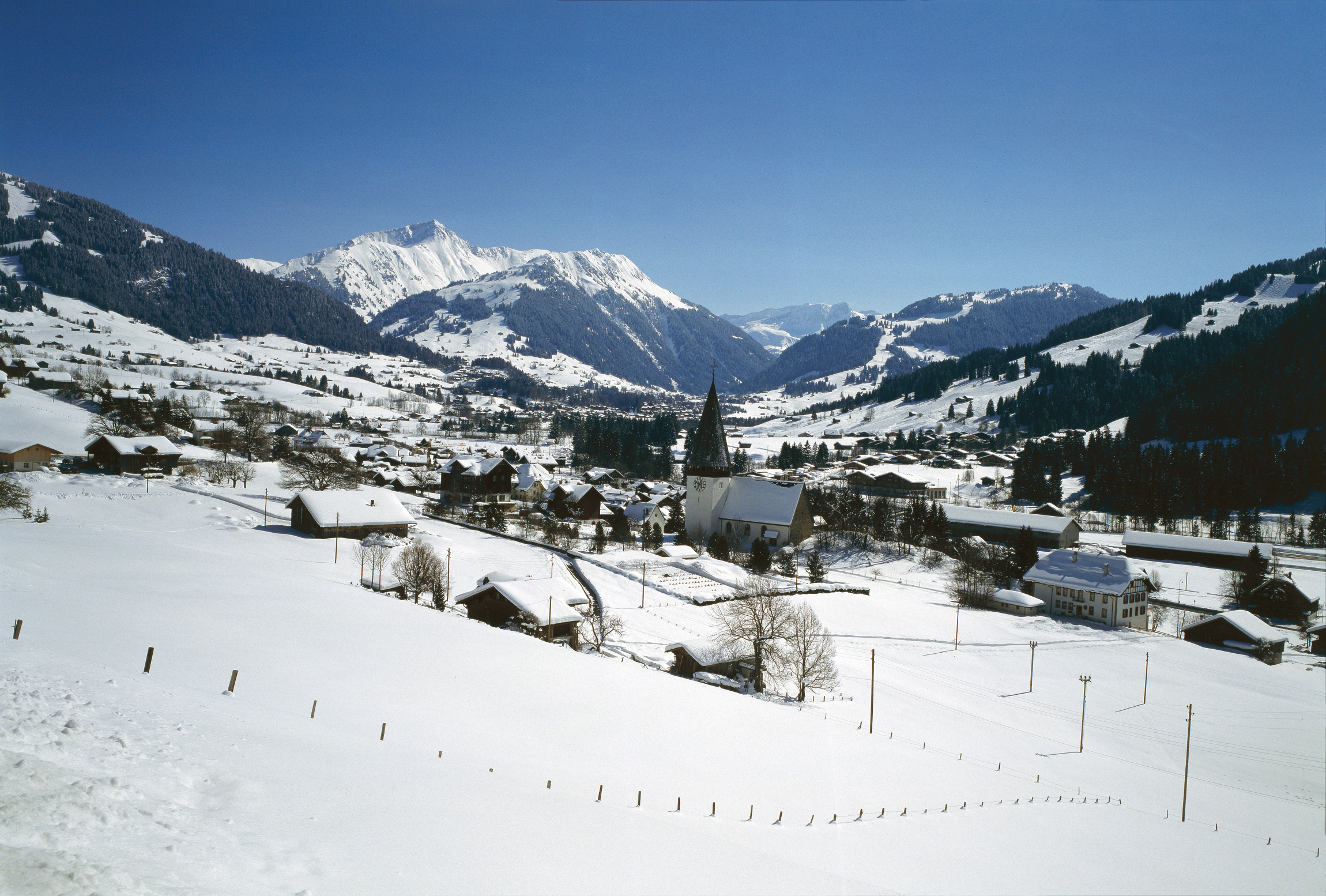 Resort Information  Saanen