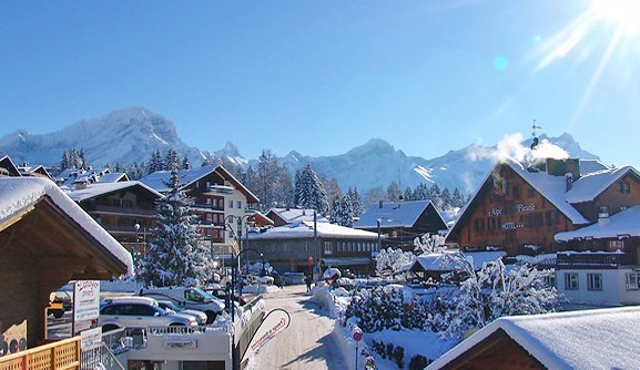 Resort Information  Villars