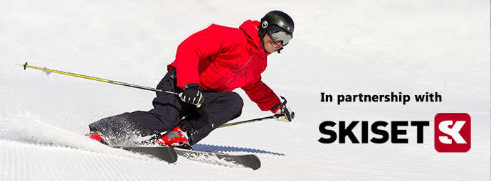 50% off ski hire offer for Skicover clients