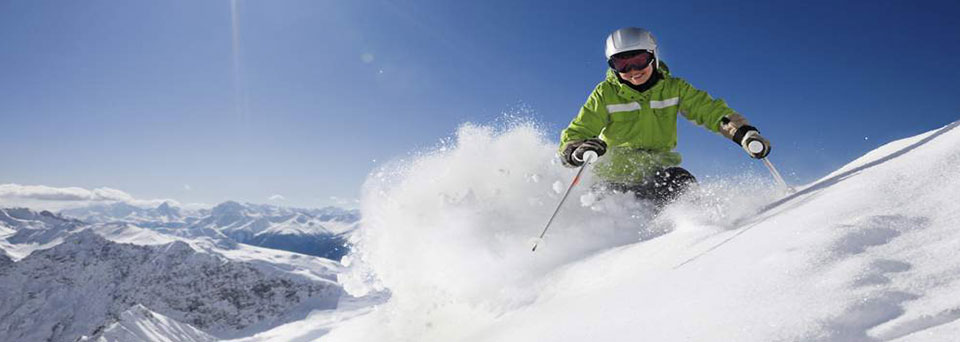 Wintersports insurance for individuals