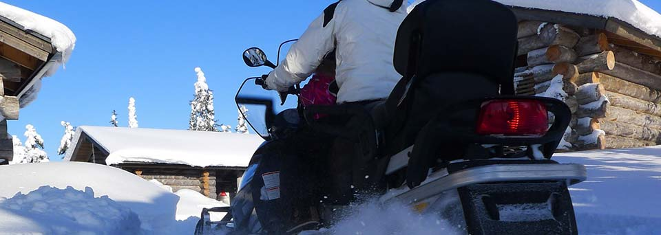 Snowmobiles and skidoos insurance