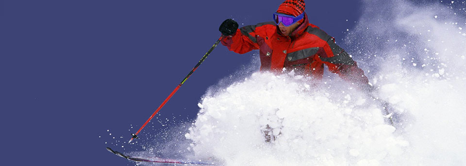 Annual multitrip wintersports insurance