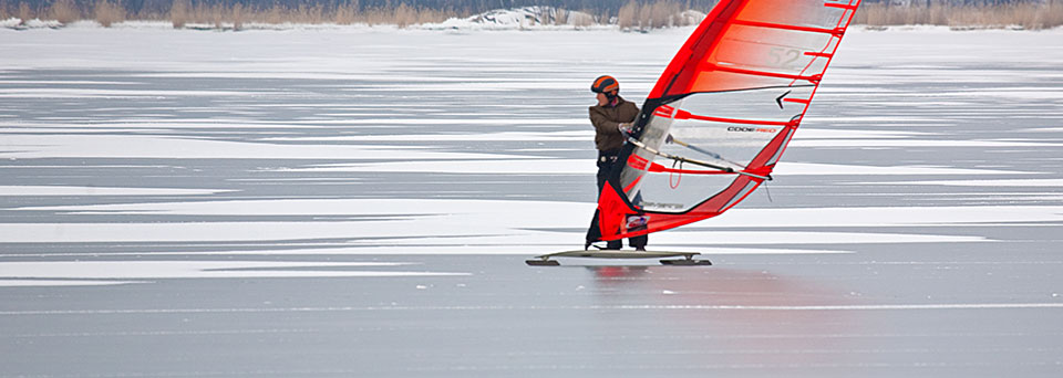 Ice Windsurfing Insurance