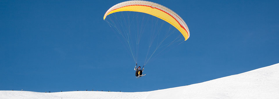 Snow Parascending Insurance